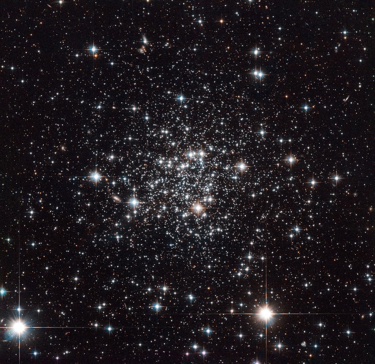 Шаровое звёздное скопление Терзан 7 (Terzan 7)