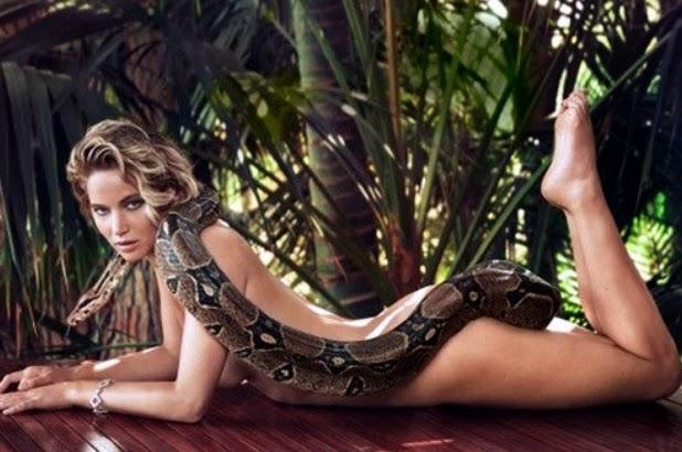 Fotos amadoras de Jennifer Lawrence nua