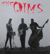 the grims band, Los Angeles, psychobilly