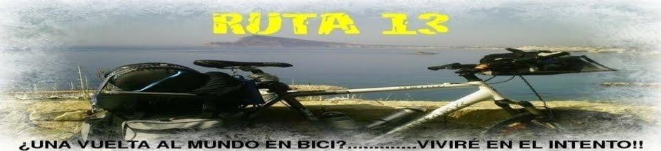 RUTA 13