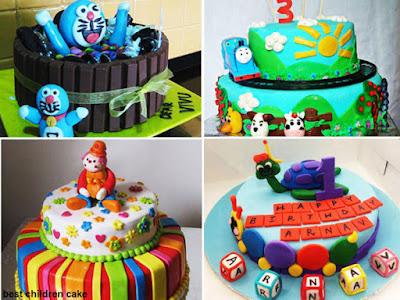 best children cake