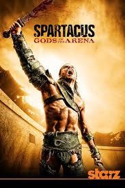 Spartacus  Dioses de la  Arena Precuela (Serie TV) Online