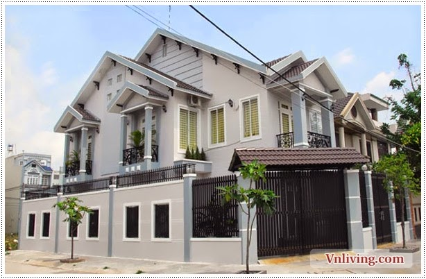 Villa for lease at Quoc Huong - Thao Dien