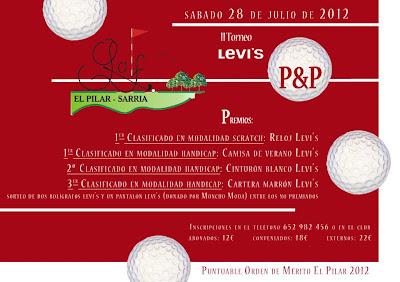 Torneo Levis - El Pilar Sarria