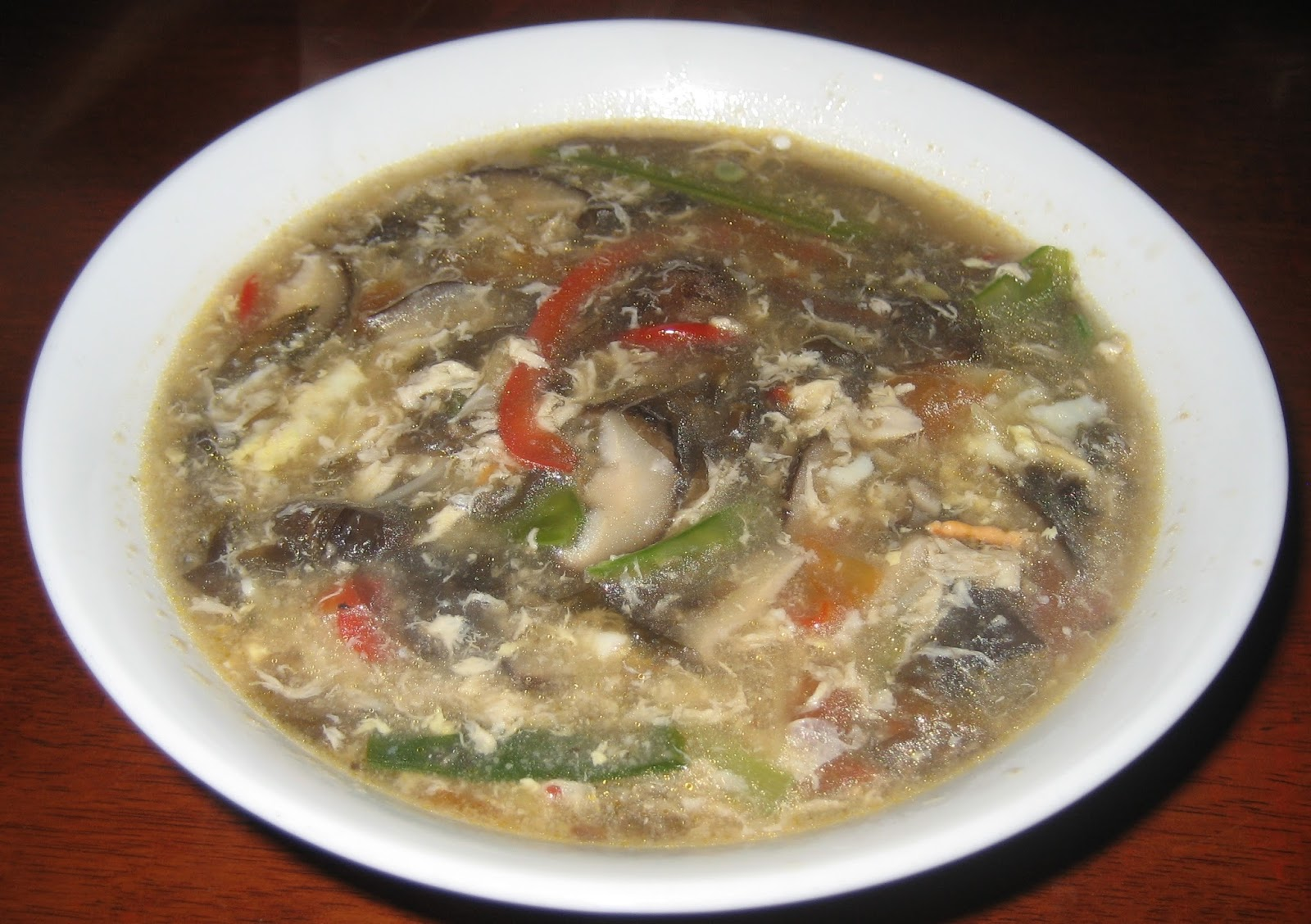 Emily s Cooking Makan2 Foray Cookbook Countdown 1 MY Egg Flower Soup