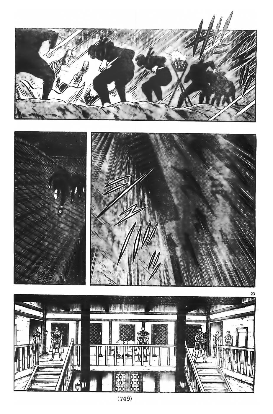 Hoàng Phi Hồng Phần 4 chap 80 Trang 23