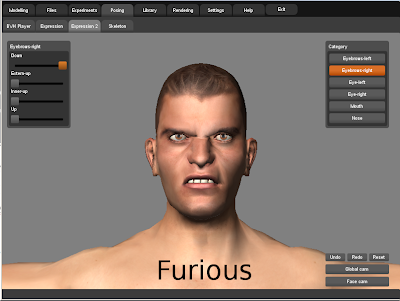 MakeHuman 3D Modelling App