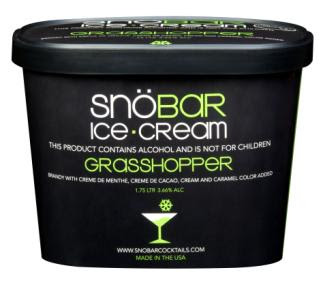 Sn bar frozen alcohol infused ice pops and ice cream for Ice cream with alcohol