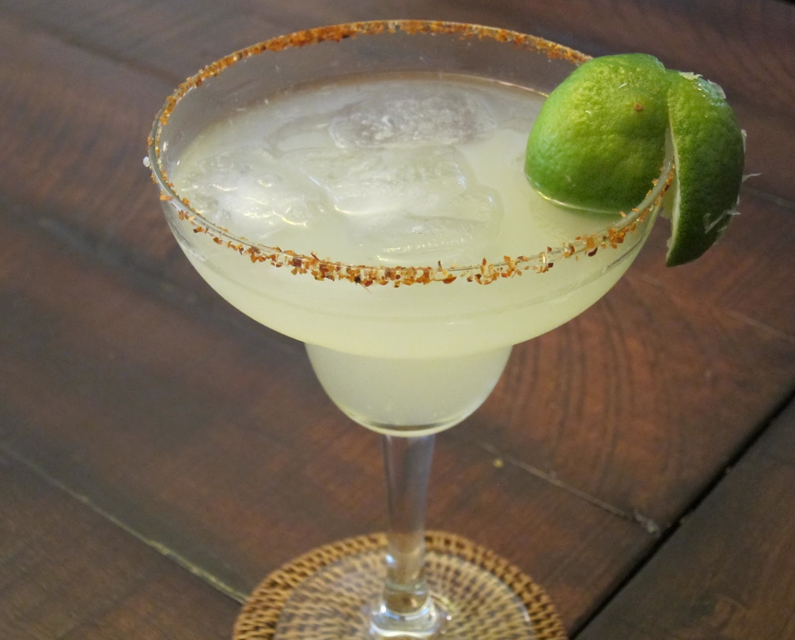 Weekday Gourmet: Libation (Re)creation: The Tres (Agaves) Margarita