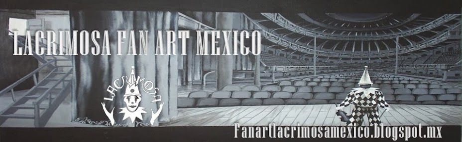 Lacrimosa Fan Art Mexico