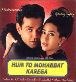 Hum To Mohabbat Karega 2000 Hindi Movie Watch Online