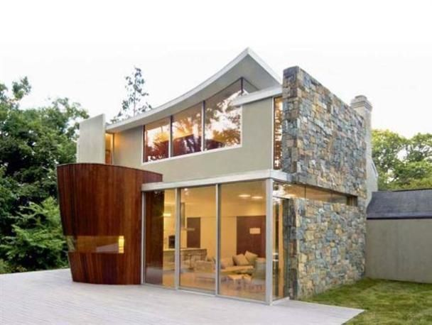 Modern homes exterior designs ideas.