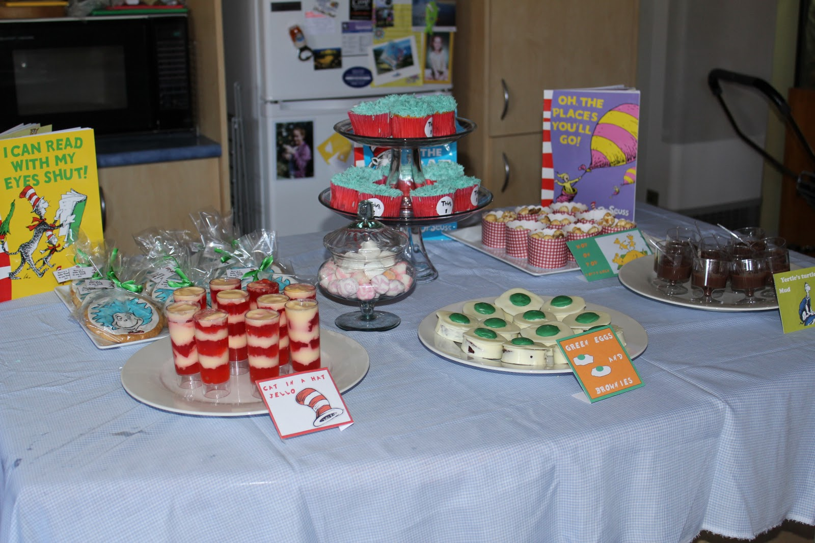 simply fancy parties dr seuss baby shower