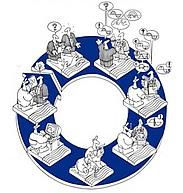 Figuur 1.1: Monitoringscyclus. In: Schot voor open doel_ ontwerp meetnet Overig Water Hoogheemraadschap van Rijnland