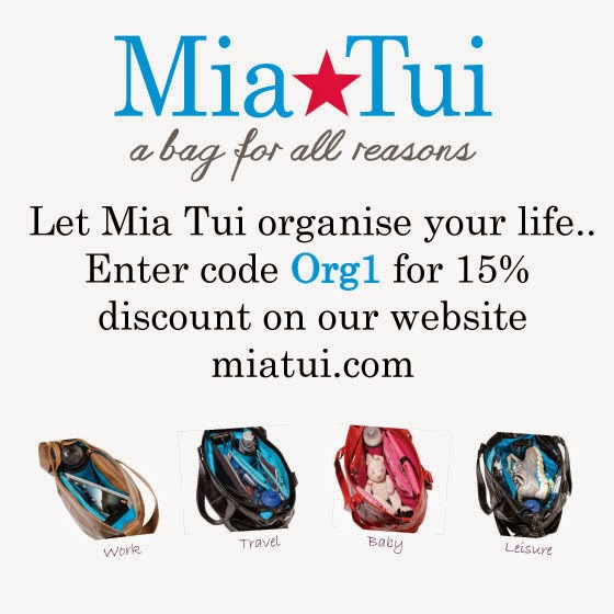 Let Mia Tui organise your life…