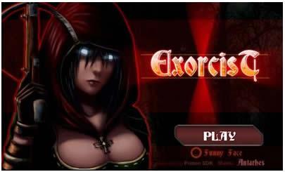 Game Name : Exorcist-Fantasy 3D Shooter