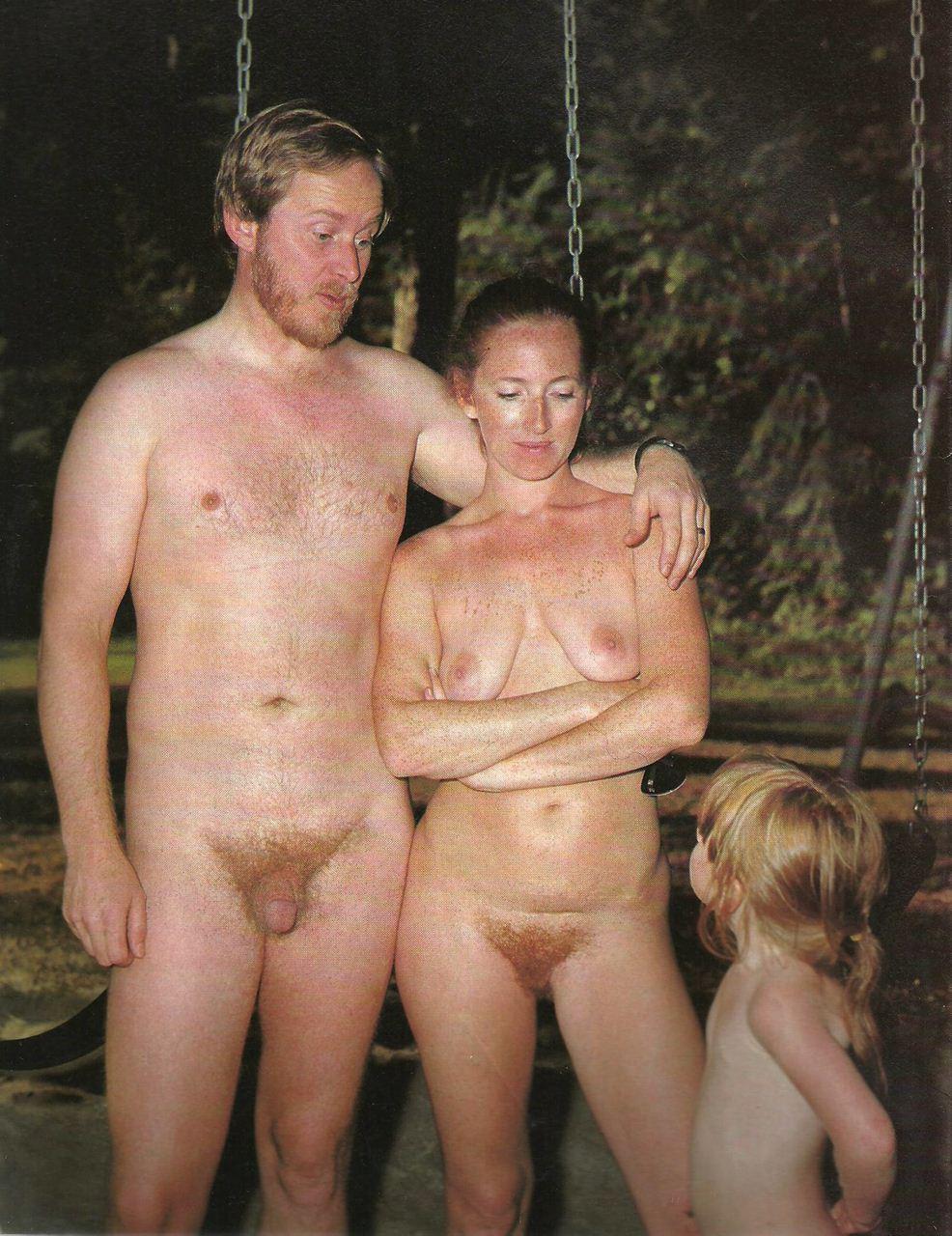 Family blog naked due