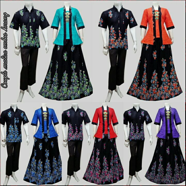 Model baju gamis malika batik bagoes solo Baju gamis couple online
