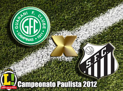 Santos e Guarani farão a final do campeonato paulista