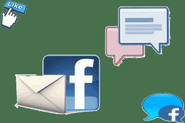 Mensajes para negocios Facebook