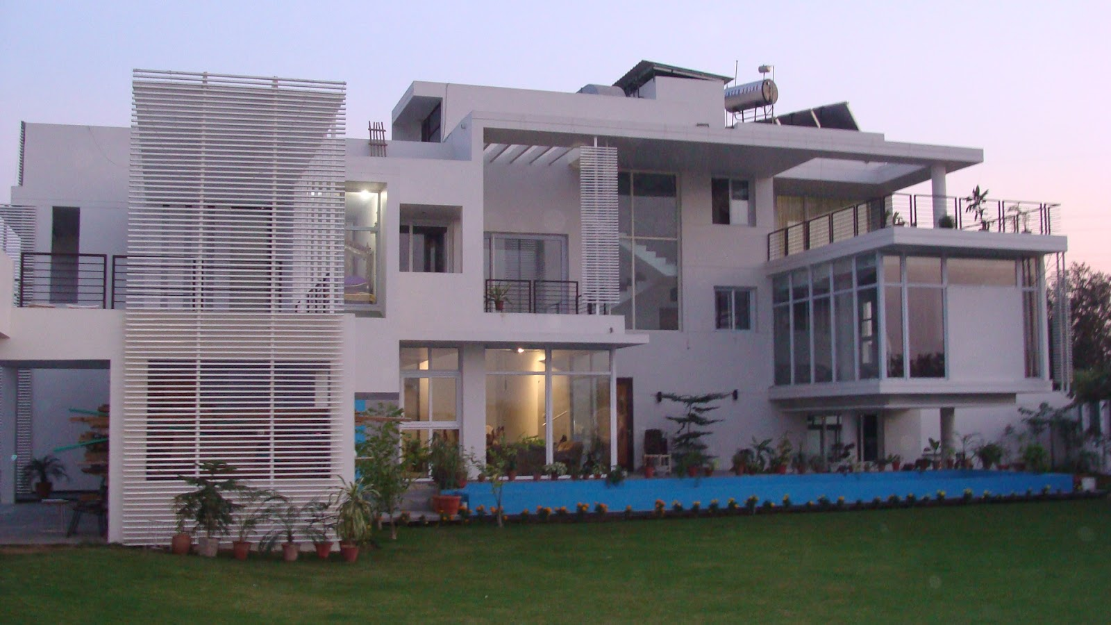 Home design punjab india for Best house plans in india