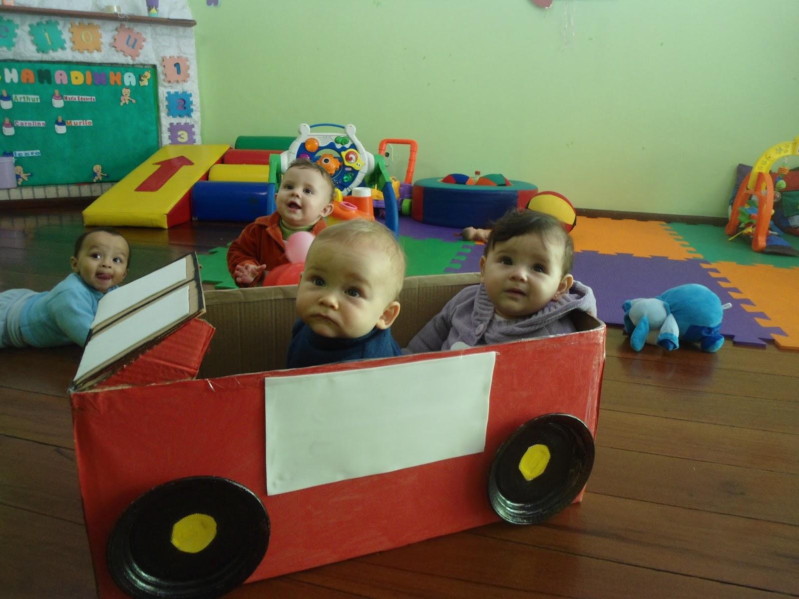 Excepcional Escola de Educação Infantil Vovó Aninha: Projeto Trânsito SP29