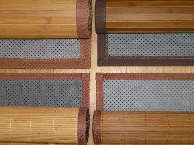 Bamboo Floor Mat1