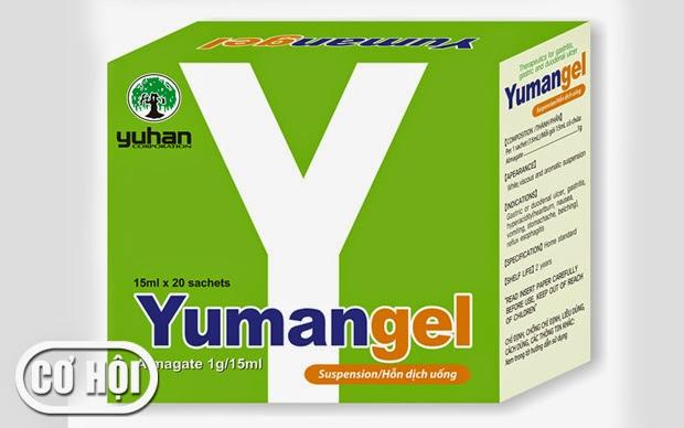 Thuốc dạ dày chữ Y điều trị hiệu quả triệu chứng bệnh đau dạ dày