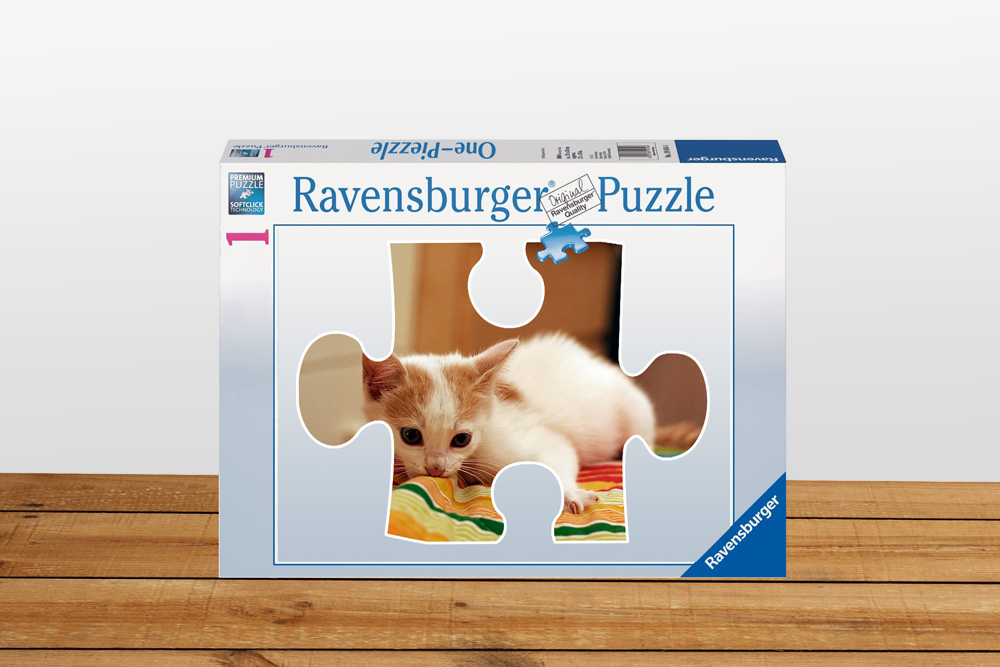 Especially for beginners: Ravensburger introduces one-piece Puzzle