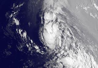 Tropischer Sturm NADINE schon fast Gewissheit - Karibik unwahrscheinlich, Nadine, aktuell, Hurrikansaison 2012, Atlantische Hurrikansaison, September, 2012, Vorhersage Forecast Prognose,
