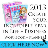 Create YOUR Incredible Year