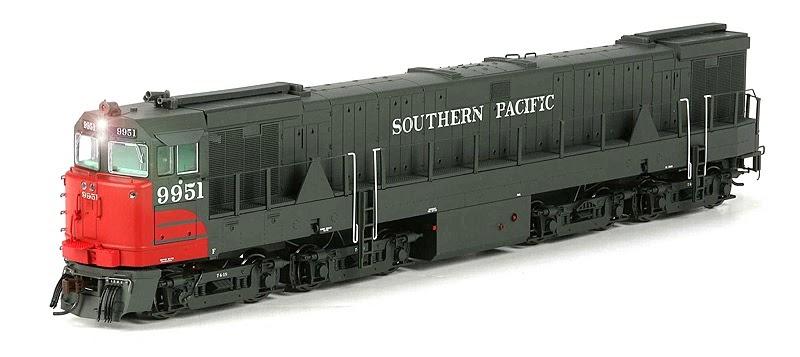 Rails West  Athearn Ho Scale U50