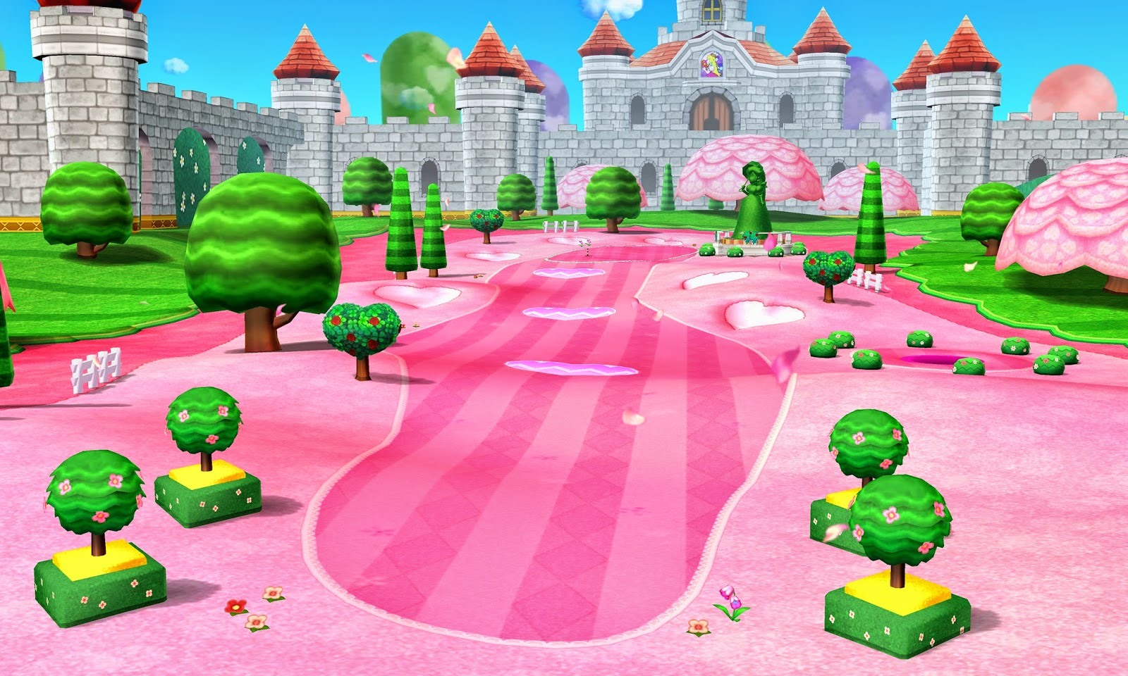 Golf on Nintendo 3DS