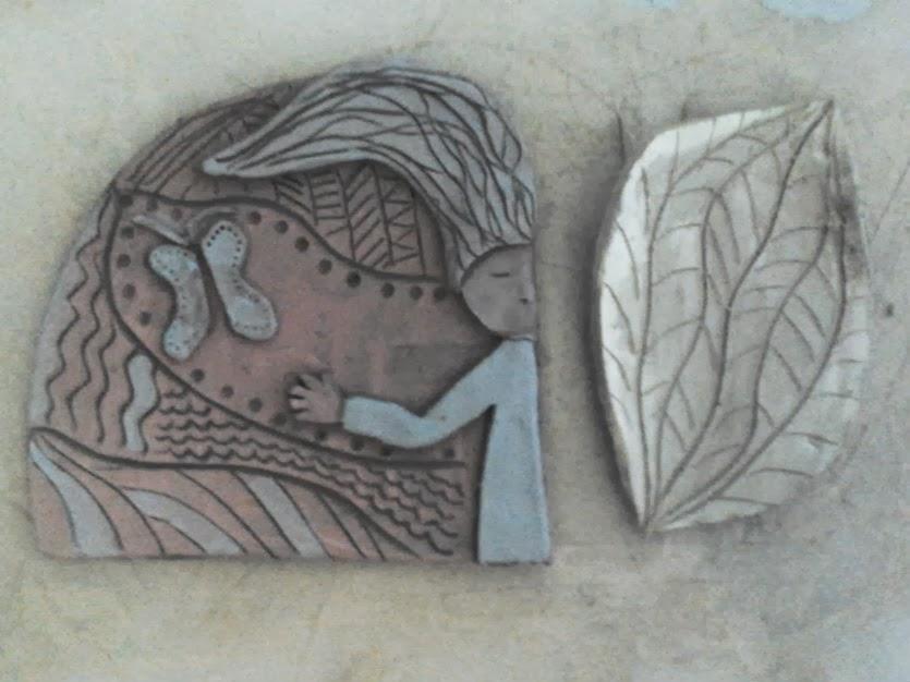 mattonella ceramica artistica handmade formae mentis