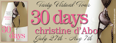 http://www.tastybooktours.com/2015/06/30-days-by-christine-dabo.html
