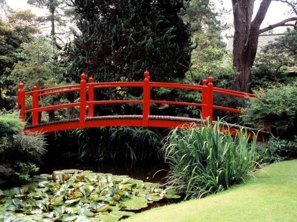 living room ideas Tipos de Jardim Japonês