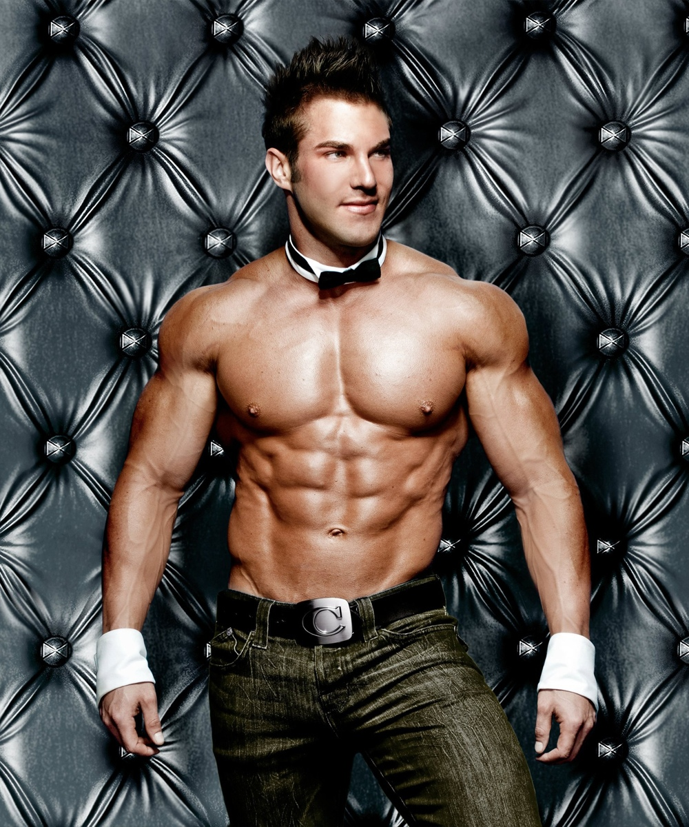 Your idea Alex castillo chippendale naked this