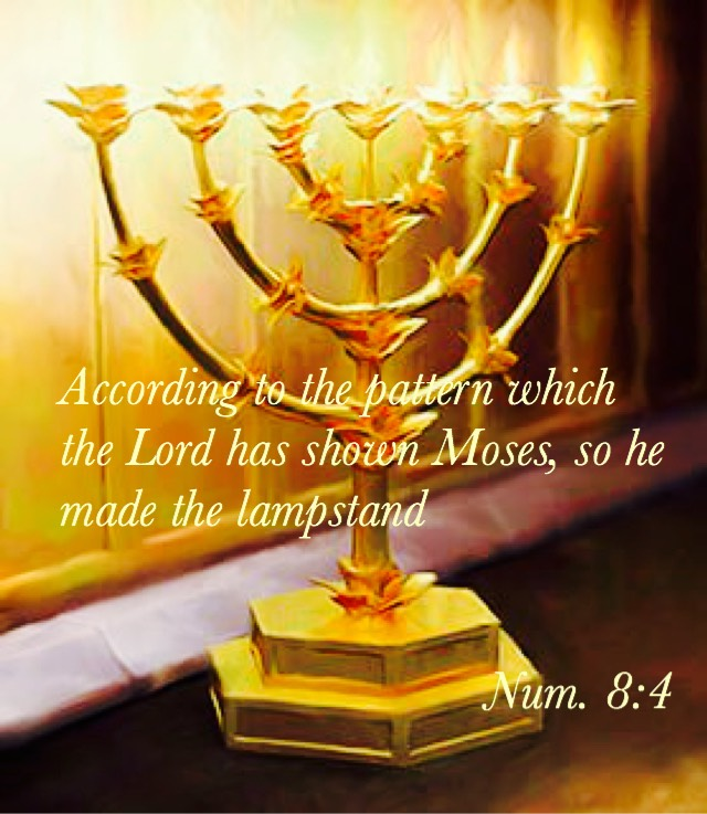 The Seven Lamps Num 81 1036 Women In The Word