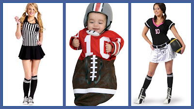 Referee Costume, Football Costume, Baby Football Costume