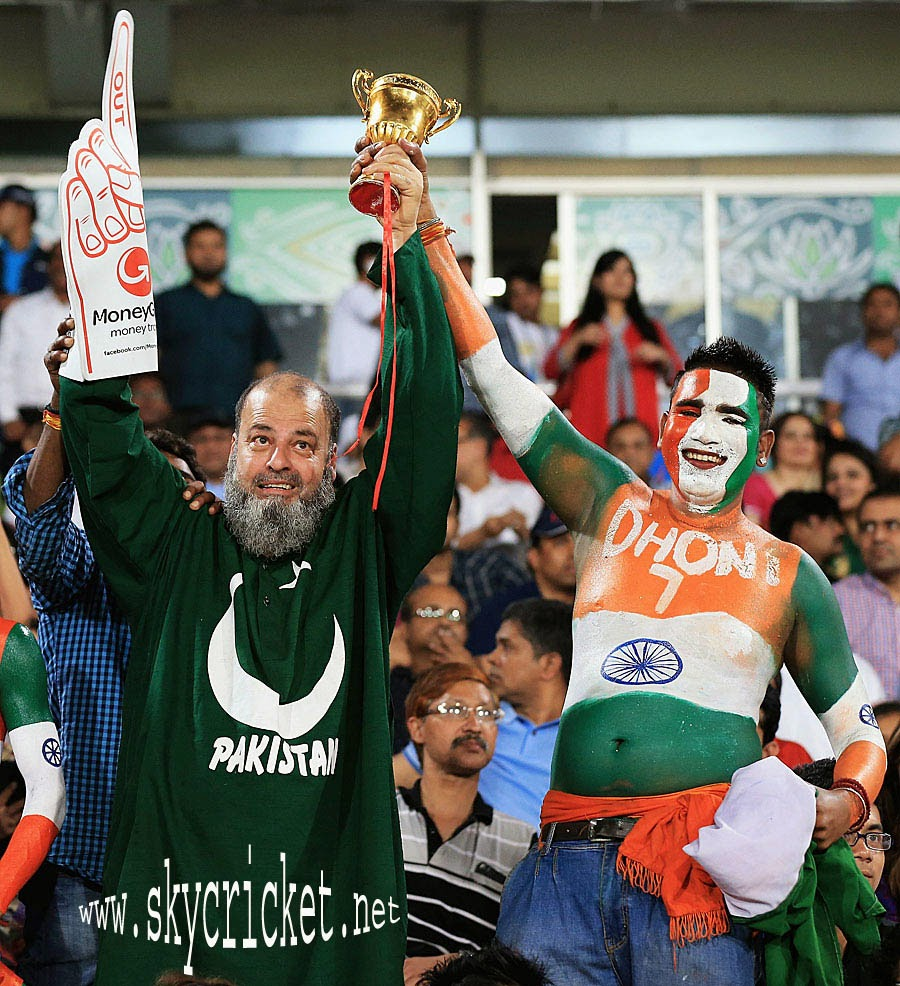 Ind Vs Pak World T20 Friendly Photo