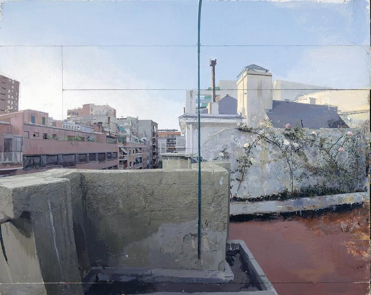 Antonio lopez on pinterest oil on canvas madrid and - Laminas antonio lopez ...