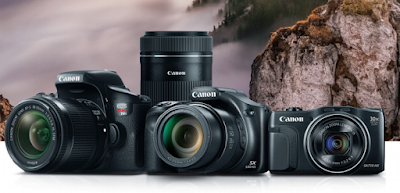 Canon Digital Camera & Camcorder: Full Line Product Guide Vol 5.01 2015