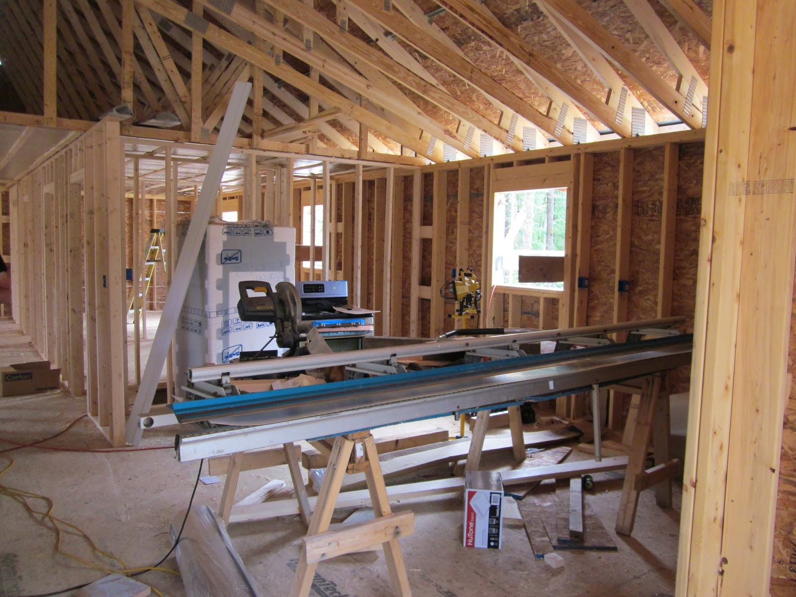 Modern homesteading maine ah style may house pictures for Modern homesteading