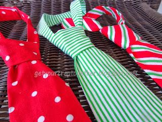 Bow Tie and Necktie