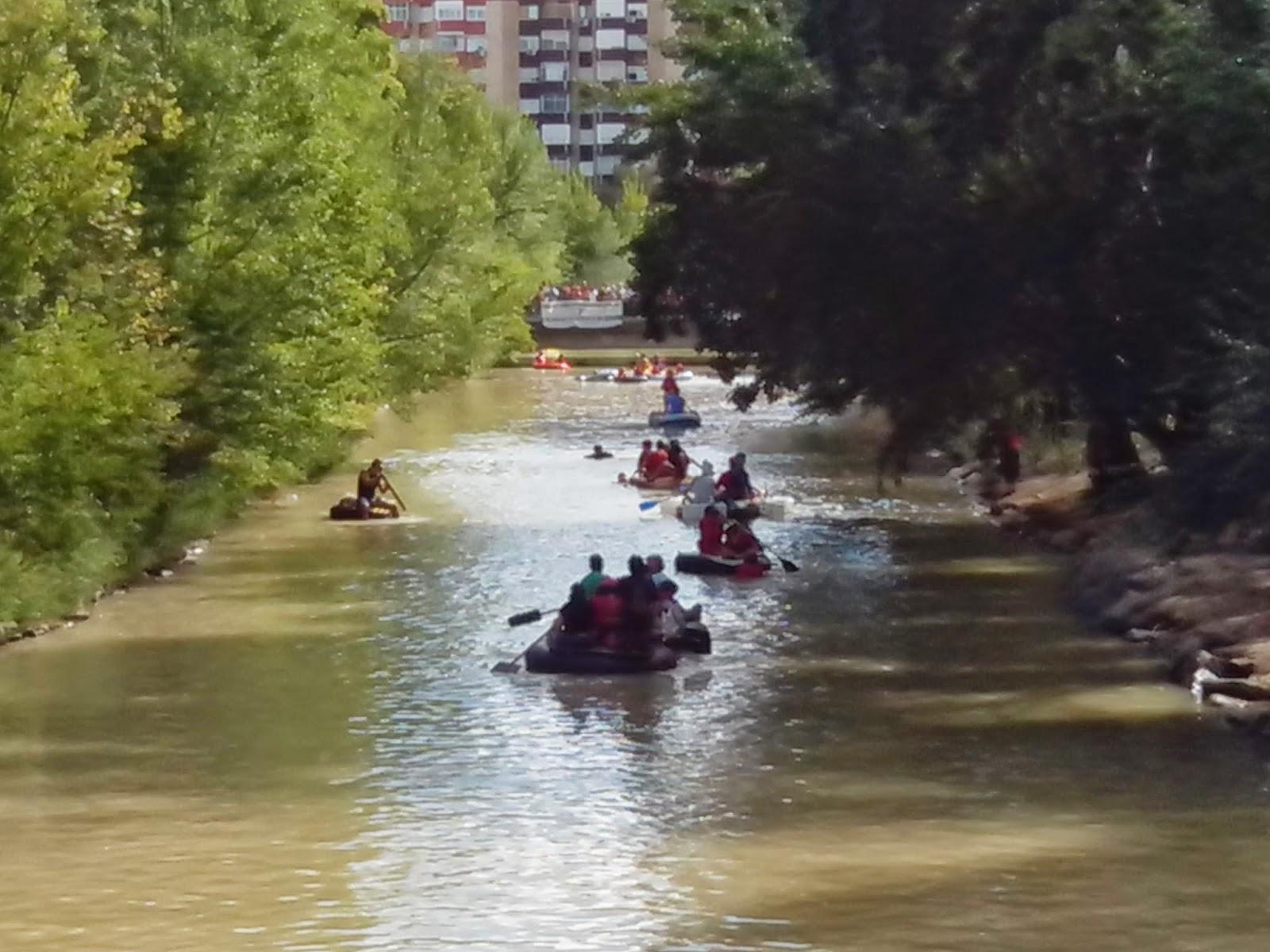 XXXII Bajada del Canal Imperial