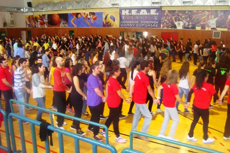 Σπουδαίο Ποντιακό γεγονός το 10ο Φεστιβάλ Παραδοσιακών Χορών της Λάρισας