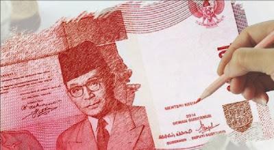 Bentuk Uang Rupiah Baru di Tahun 2014
