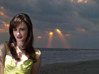 Alexis Bledel Hot