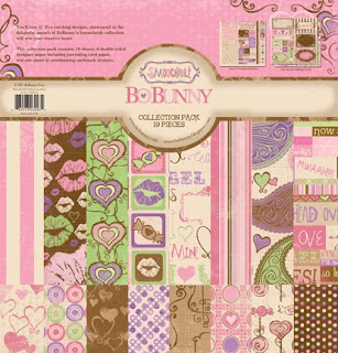 Bo Bunny CPS934smoochable_collectionpack_Cover