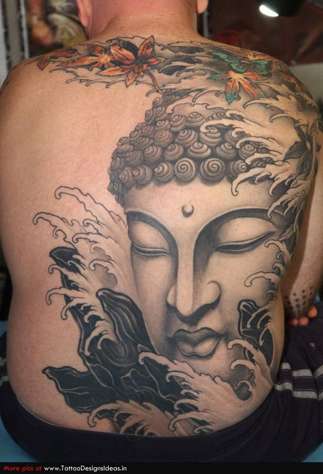 Buddhist Tattoos